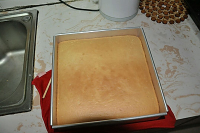 12寸戚风蛋糕