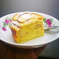 苹果蛋糕 无须打蛋白的做法图解11