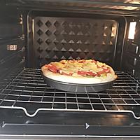 披萨(一次发酵)的做法图解12