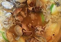 #餐桌上的春日限定#韩式海鲜豆腐汤的做法