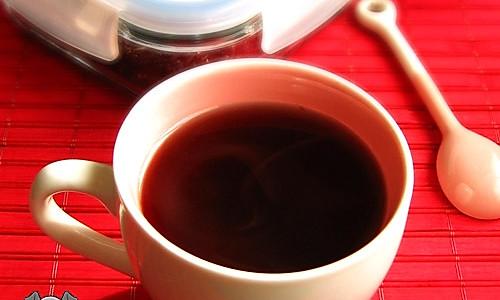 黑米茶的做法