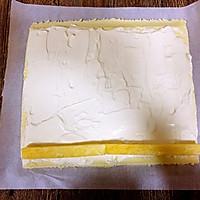 奶油菠萝蛋糕卷的做法图解16