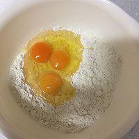 """日本料理""""大阪烧""""(お好み焼き)的做法图解1"""