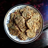 减肥低脂零食-香蕉燕麦软饼干的做法图解4