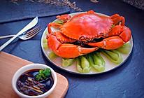 清蒸青蟹#KitchenAid的美食故事#的做法