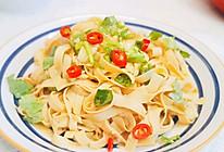 家常菜‼️凉拌干豆腐皮的做法