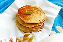 香甜松软——香蕉饼的做法