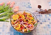 #爽口凉菜,开胃一夏!#酸辣柠檬鸡爪的做法