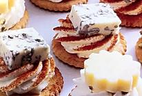 three cheese cracker的做法