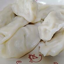 香菇鸡肉饺子