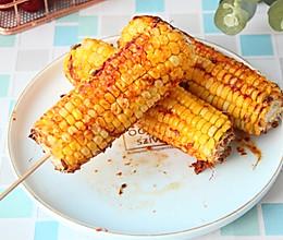 酱烤玉米的做法