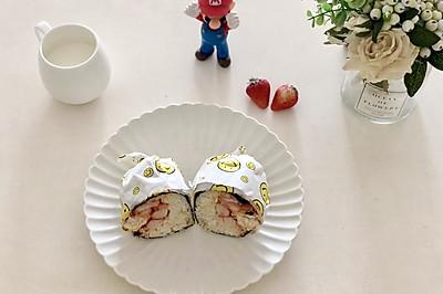 蟹柳杂粮饭团