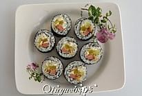 基础寿司的做法