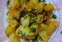 煎土豆的做法