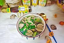 #太太乐鲜鸡汁芝麻香油#神鲜美味~蛤蜊白菜汤的做法
