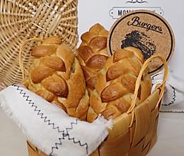 """全麦核桃面包+#享""""美""""味#的做法"""