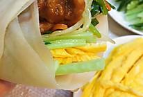 自制春饼卷菜的做法