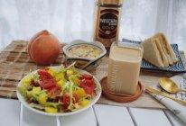 上班族(男)15分钟健康早餐#雀巢营养健康#的做法