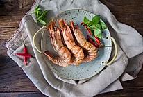 盐烤大虎虾 | 每日菜谱的做法