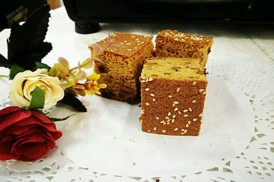 养颜红枣糕-无泡打粉