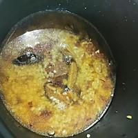 香菇腊肠焖饭的做法图解14