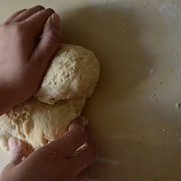 红豆面包的做法图解3