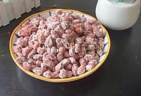 #我要上首焦#不用油炸和裹面粉的超级简单的花生糖霜的做法