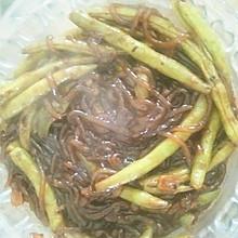 妈妈教的东北菜——豆角炖粉条