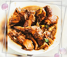 #就是红烧吃不腻!#红烧兔肉的做法