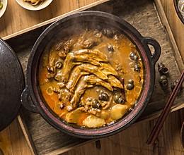 【螺蛳鸭掌煲】广西人做暖煲煲,螺蛳粉甘拜下风!的做法