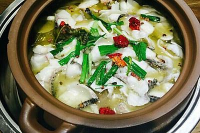 酸菜鱼(黑鱼)