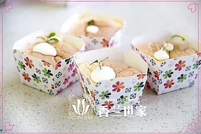 【香兰世家】--北海道戚风蛋糕