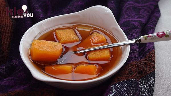 番薯糖水 【回忆的味道】的做法