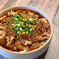 #肉食主义狂欢# 水煮肉片要做到口感嫩滑,几个诀窍分享给你们的做法图解21