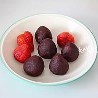 草莓大福的做法图解4