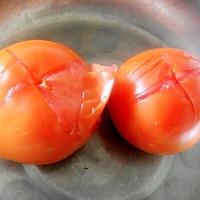茄汁黄豆米的做法图解1