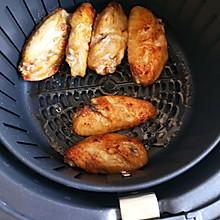 空气炸锅  烤鸡翅