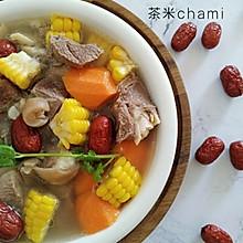 玉米胡萝卜羊肉汤