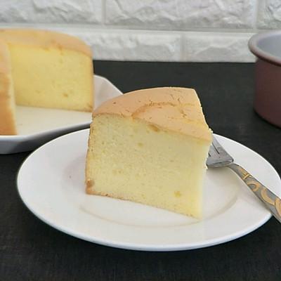 戚风蛋糕的做法 步骤15