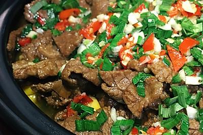 香辣水煮牛肉