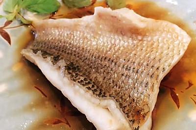 非一般蒸鲈鱼