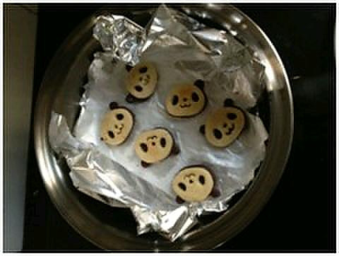 熊猫饼干玉米汁的做法