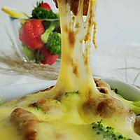 时蔬鸡肉咖喱焗饭(自制咖喱酱)#宜家让家更有味#的做法图解19