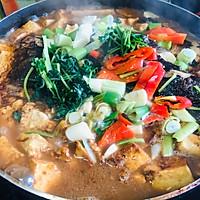 彩椒鲜香鱼头炖豆腐的做法图解5