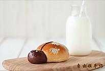 瓢虫面包的做法