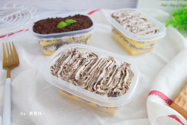 奥利奥咸奶油盒子蛋糕的做法