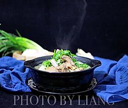 冬季温补之食-白萝卜炖羊排的做法