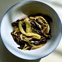 蒜泥手撕长茄#美极鲜味汁#的做法图解4
