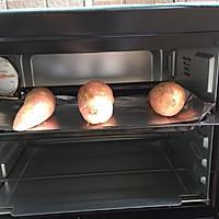 烤红薯的做法图解3
