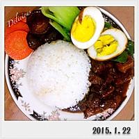台湾卤肉饭的做法图解6